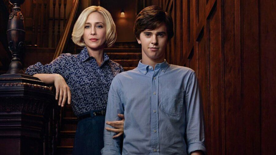 bates motel leaving netflix in february 2021