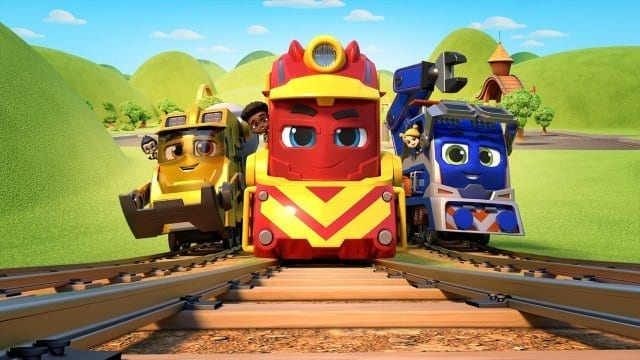 mighty express season 2 netflix release date