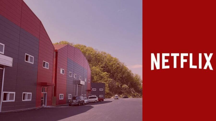 netflix expansion into south korean facilities