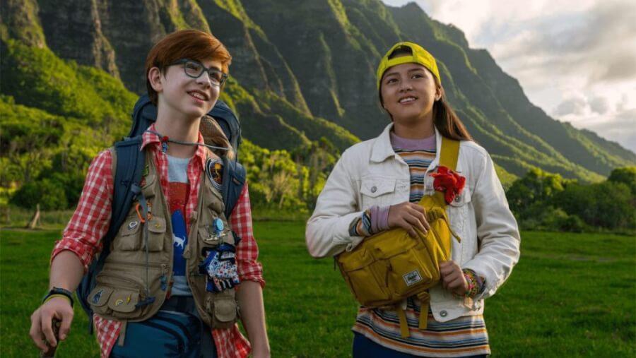 netflix family adventure finding ohana plot cast trailer and netflix release date kea peahu