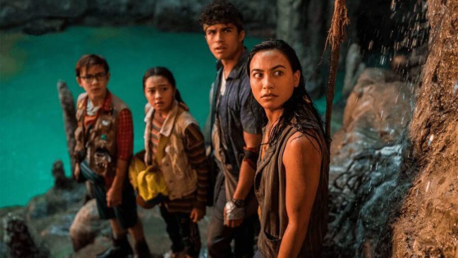 netflix family adventure finding ohana plot cast trailer and netflix release date