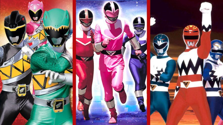 power rangers library leaving netflix in february 2021