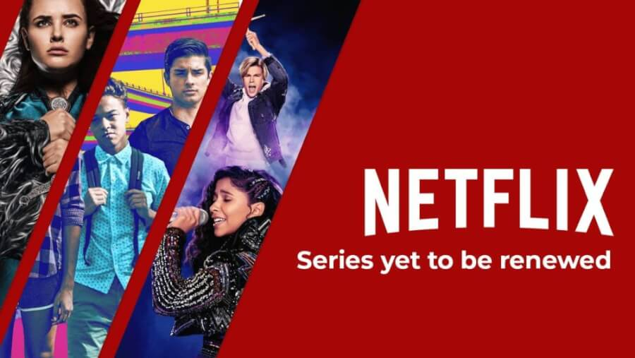 series yet to be renewed or canceled netflix