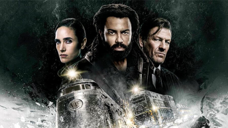 snowpiercer season 2 new on netflix canada this week