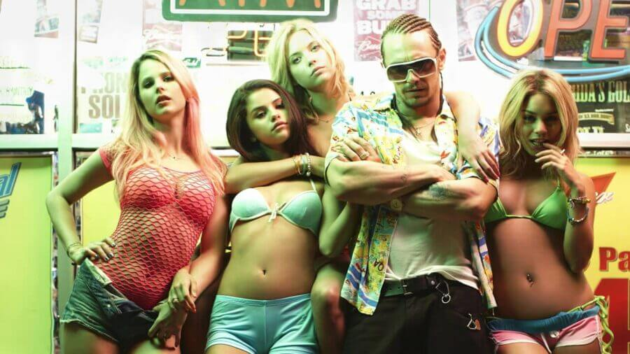 spring breakers new on netflix january 10th