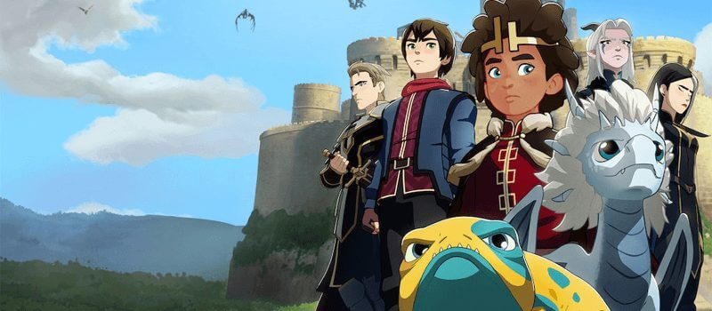 the dragon prince season 4 animated movies and tv series coming to netflix in 2021 and beyond