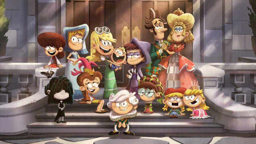 the loud house movie netflix first look