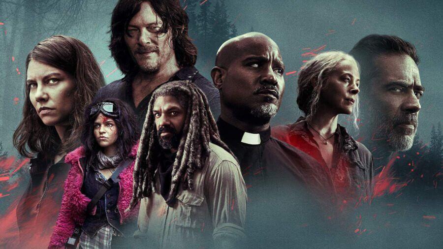 the walking dead season 10 netflix release schedule