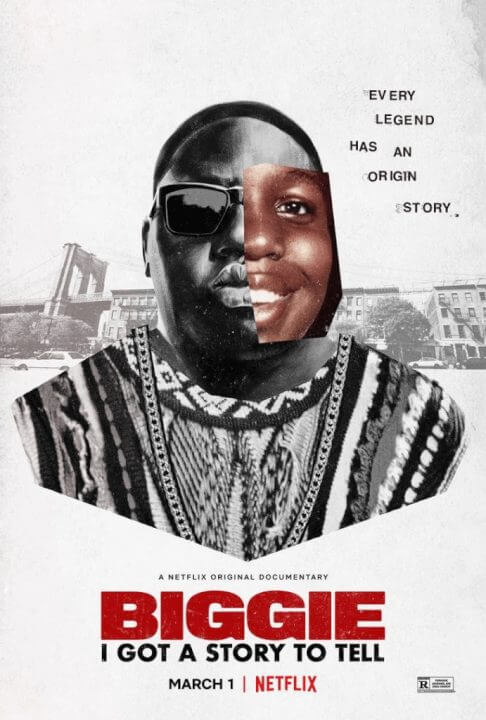 biggie I got a story to tell coming to netflix in march 2021 poster
