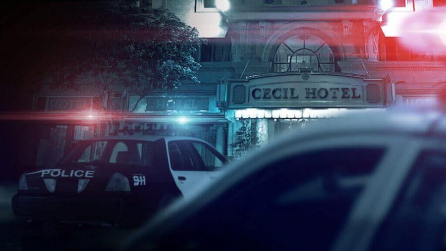 scène de crime série netflix