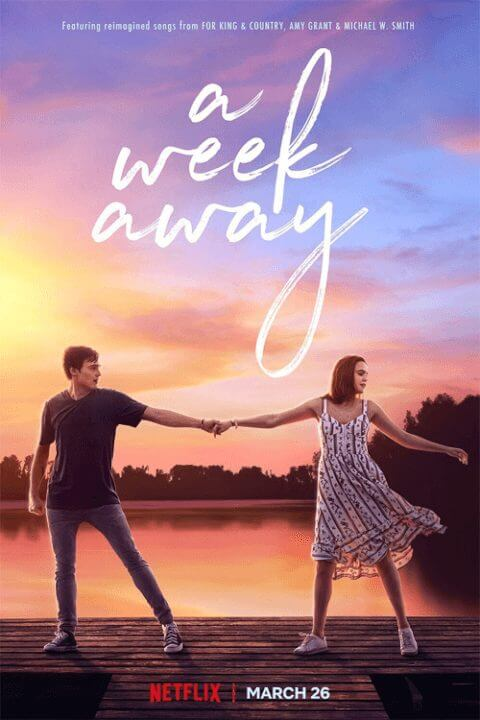 family musical a week away coming to netflix in march 2021 poster