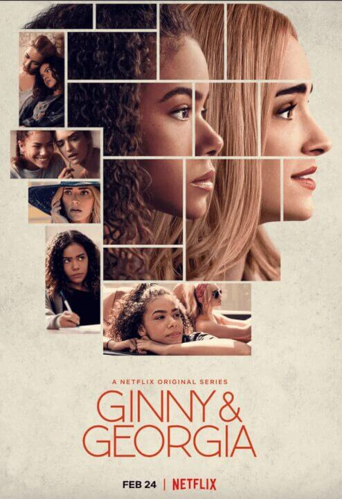 ginny and georgia season 1 plot cast trailer and netflix release date poster