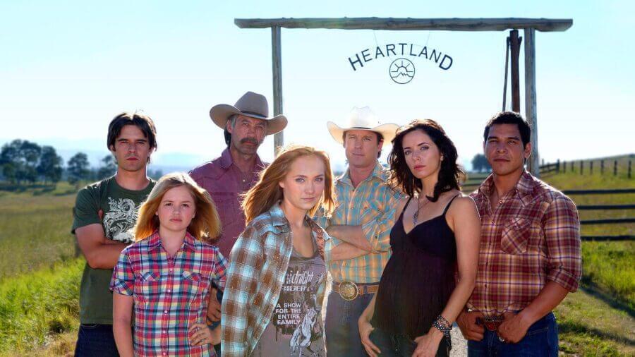 heartland temporada 14 fecha de lanzamiento de netflix