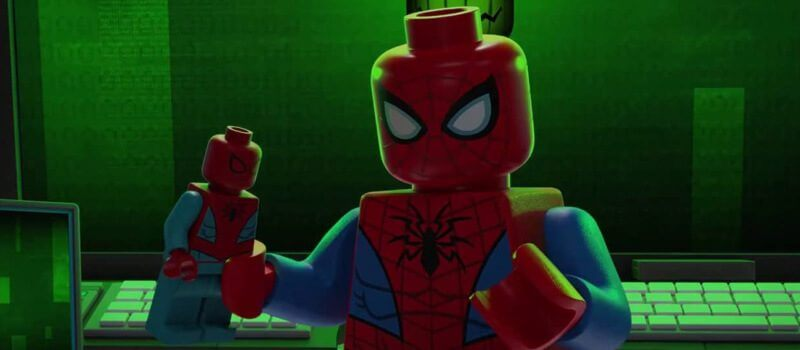 lego spider man special netflix march 2021