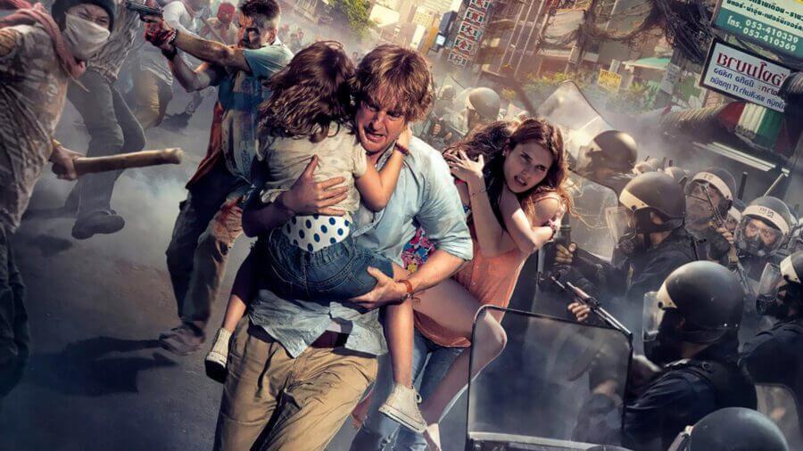 no hay escape mejores películas nuevas en netflix esta semana 28 de febrero