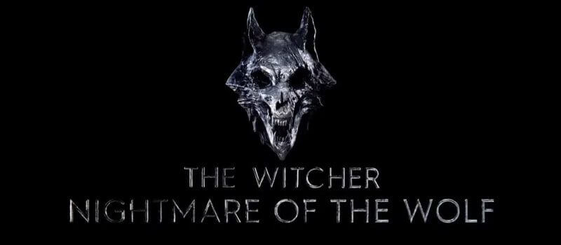 the witcher nightmare of the wolf logo