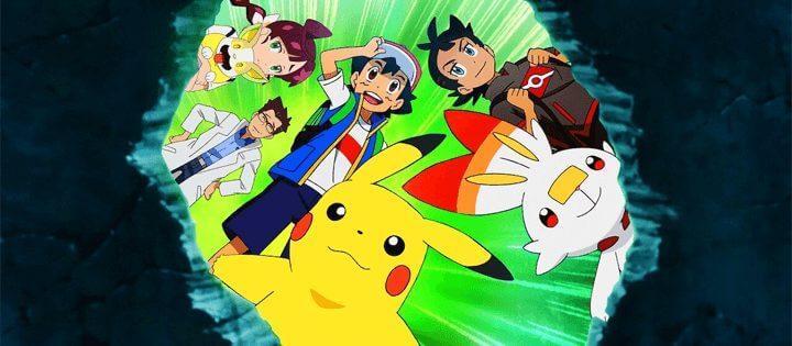 top 50 anime movies and tv series on netflix in march 2021 pokemon journeys the series