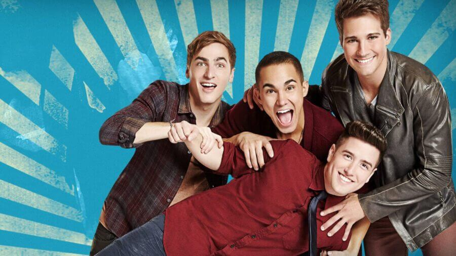 big time rush new on netflix march 26th 2021
