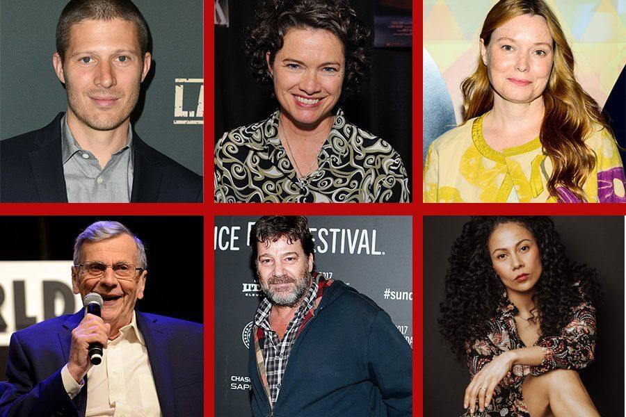 Cast Grid For The Midnight Club Netflix