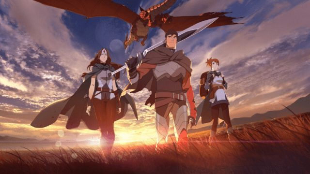 'Dota: Dragon's Blood' Season 2: Book 2 Coming to Netflix in January 2022 Article Teaser Photo