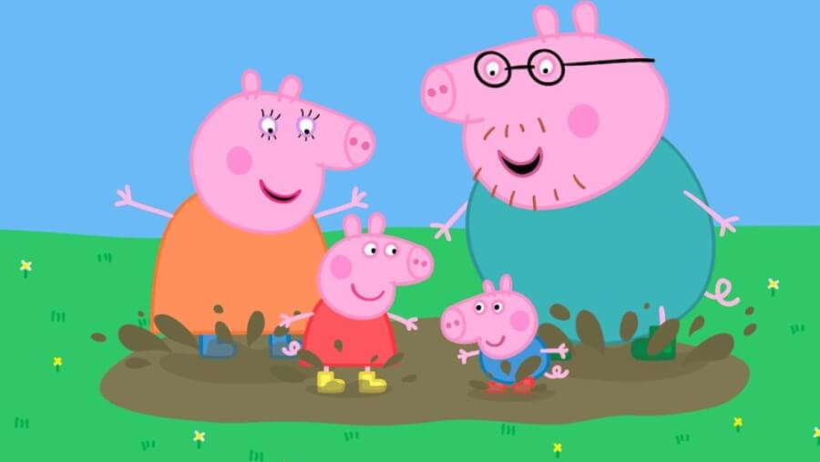 five seasons of peppa pig is scheduled to leave netflix uk in march 2021