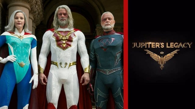jupiters legacy what we know so far