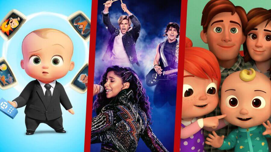 Review of the best children's TV series 2020