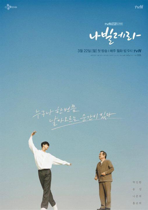 netflix k drama navilera plot cast trailer episode release schedule poster