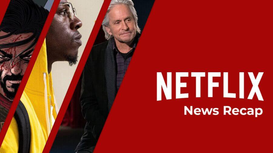 new netflix recap on March 29
