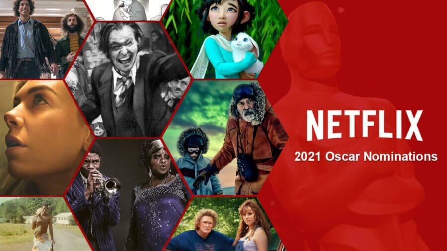 2021 Netflix Oscar nominations