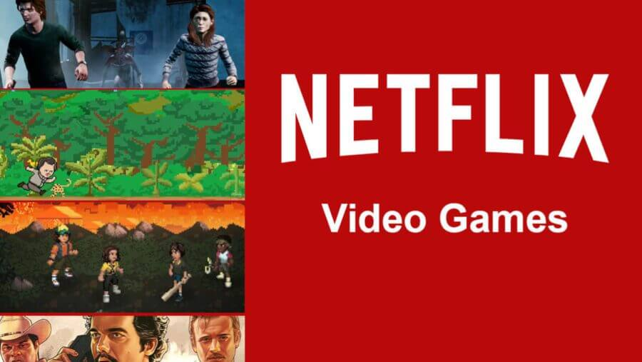 lista de videojuegos de netflix