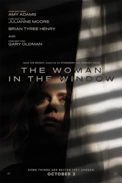 psychological thriller the woman in the window plot cast trailer and netflix release date poster