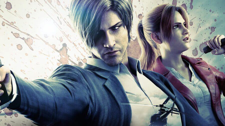 resident evil infinite darkness netflix what we know so far