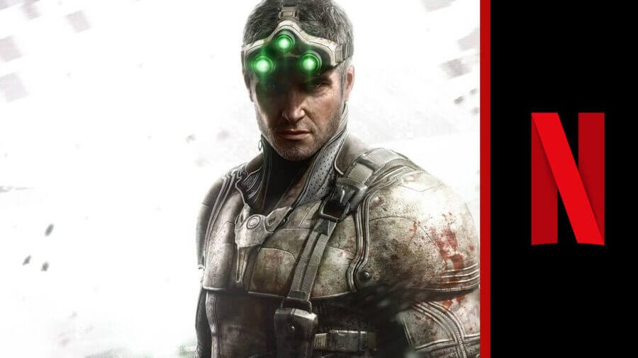 splinter cell animated series