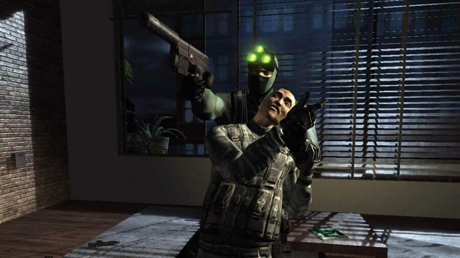 splintercell review