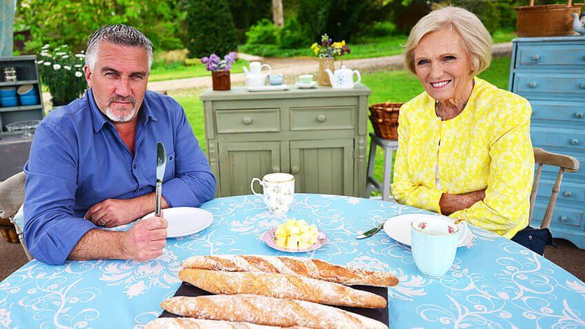 The Great British Pastry Show Masterclass Leaving Netflix