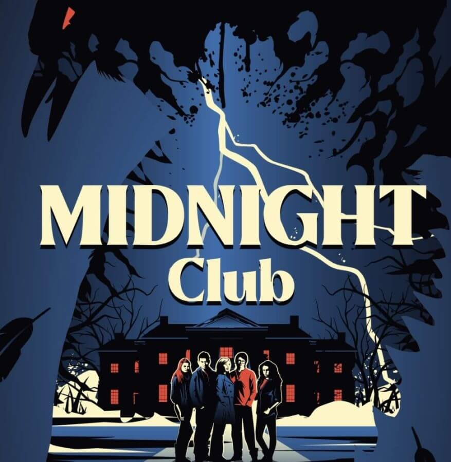 The Midnight Club Modern Book Cover