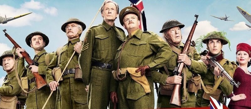 dads army movie may 2021