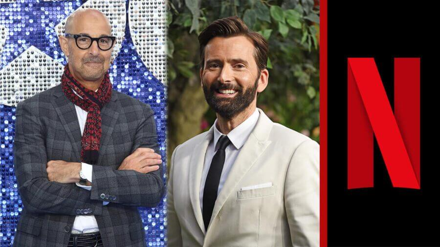 david tennant Stanley Tucci netflix inside man
