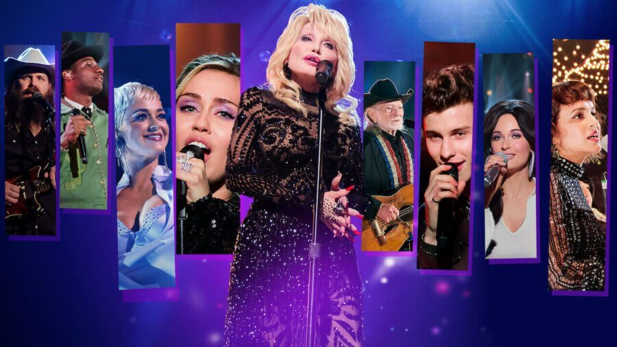 dolly parton a musicares tribute netflix april 7th 2021