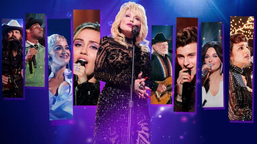 Dolly Parton A Tribute To Musicares Netflix April 7, 2021