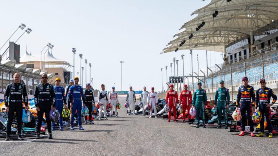 F1 Drive To Survive Season 4 Netflix