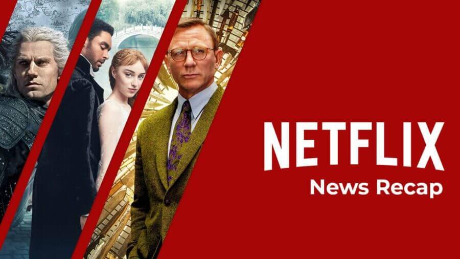 Resumen de noticias de Netflix esta semana 4 de abril