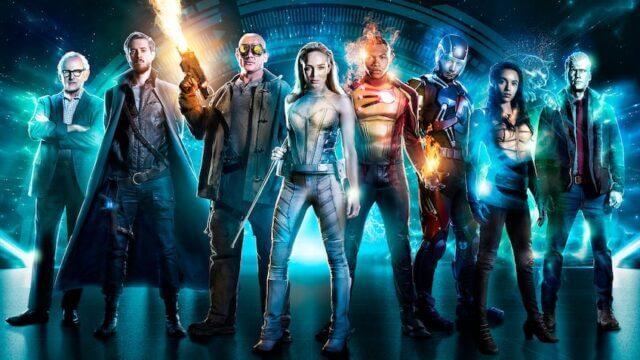 Season 6 Legends Of Tomorrow