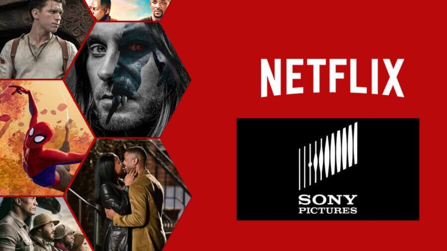 sony pictures theatrical releases coming to netflix 2022 and beyond