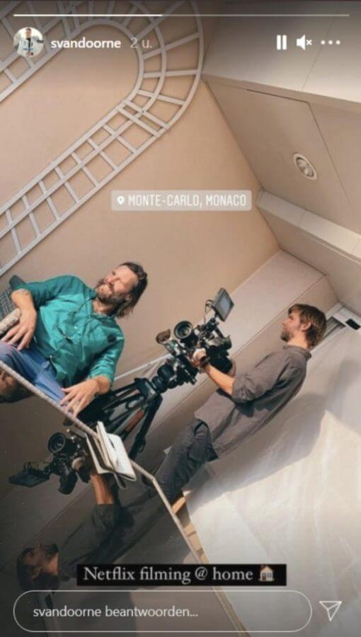 Svandoorne Filming Drive To Survive