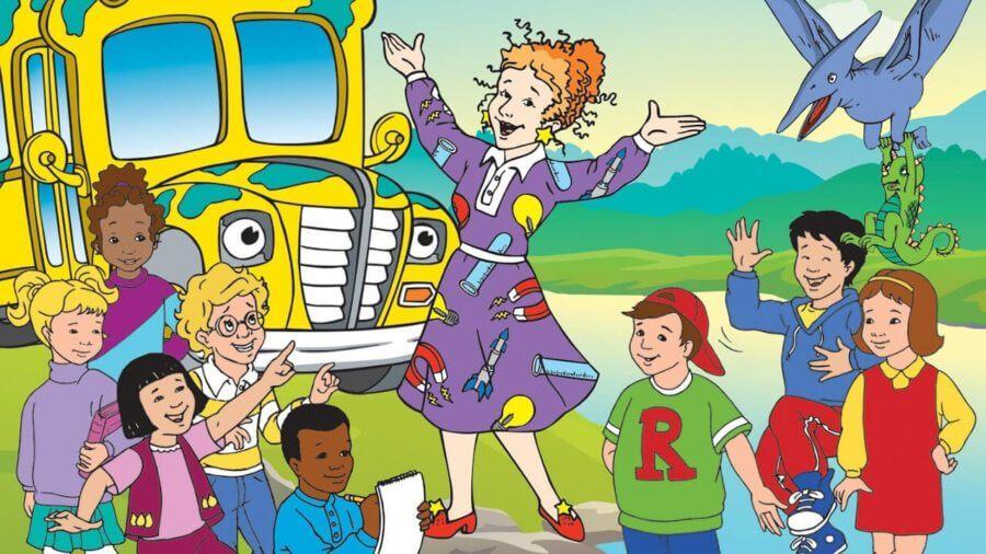 the magic school bus original series leaving netflix in may 2021