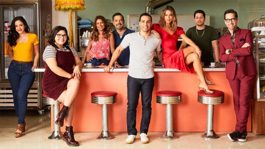 will season 2 of baker and the beauty be on netflix