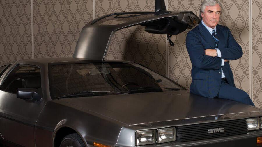 Enmarcando a John DeLorean Nuevo en Netflix el 5 de mayo