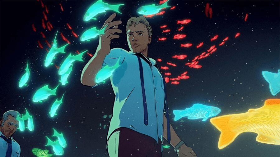 Love Death and Robots Volume 1 Episode 12 fish night